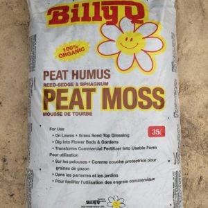 Billy Q Peat Moss