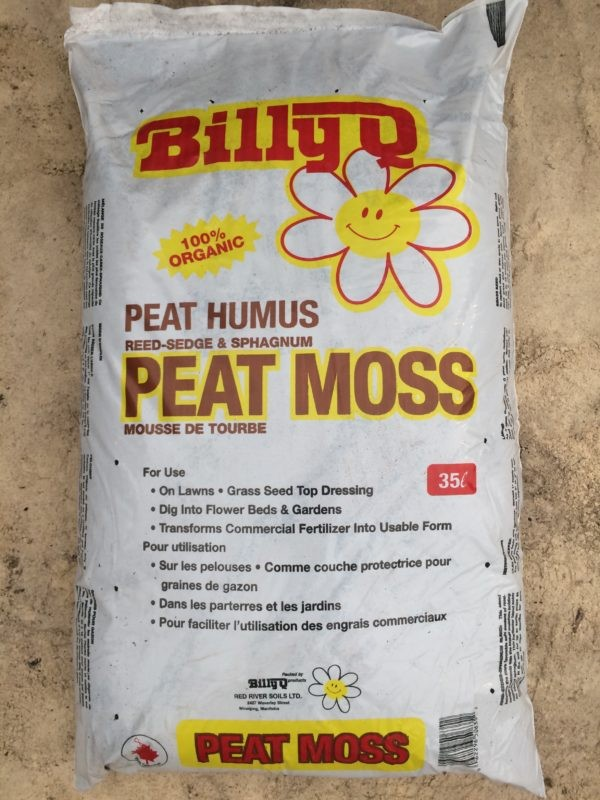Billy Q Peat Moss